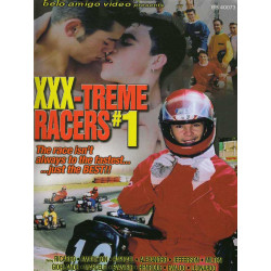 XXX-Treme Racers #1 DVD (Belo Amigo Video) (15854D)