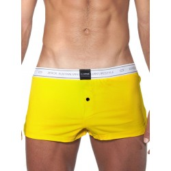 2Eros Core Boxer Shorts Underwear Yellow