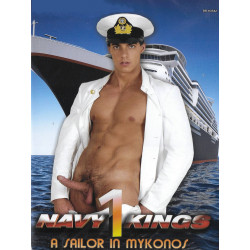 Navy Kings #1 - A Sailor In Mykonos DVD (Diamond Pictures) (15763D)