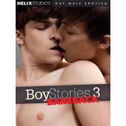 Boy Stories #3 DVD (Helix) (16141D)