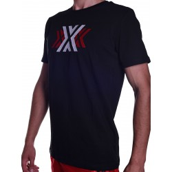 BoXer 3X-Chest T-Shirt Black (T5580)