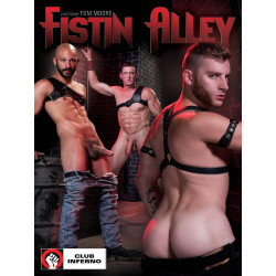 Fistin Alley DVD (Club Inferno (by HotHouse)) (16386D)