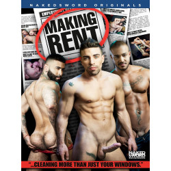 Making Rent DVD (Naked Sword) (16388D)