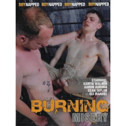 Burning Misery DVD