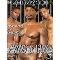 Pros and Cons #3 DVD (Real Urban Men) (07491D)