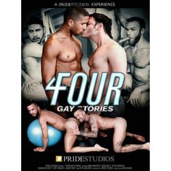 Four Gay Stories DVD (Pride Studios) (16311D)
