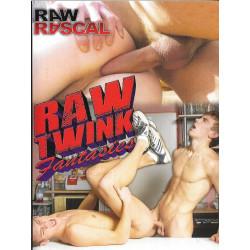 Raw Twink Fantasies DVD (Raw Rascal) (16250D)