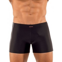 Olaf Benz Beach Trunks BLU1200 Swimwear Black (T2772)
