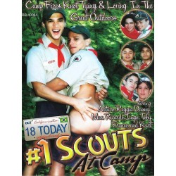 Scouts At Camp #1 DVD