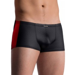 Manstore Micro Pants M758 Underwear Black/Red (T5771)
