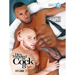 He's Tempted By Cock #8 DVD