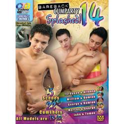 Bareback Cumparty 14 - Splashed! DVD