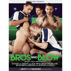 Bros Who Blow DVD