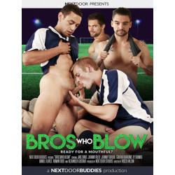 Bros Who Blow DVD (Next Door Studios) (16406D)