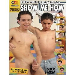 Show Me How - First Time Sex Games #5 DVD
