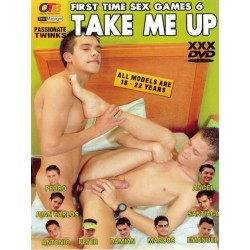 Take Me Up - First Time Sex Games #6 DVD