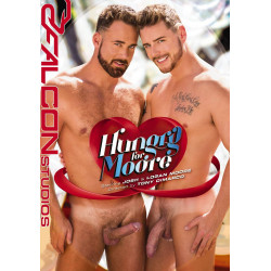 Hungry For Moore DVD (Falcon) (16433D)