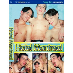 Hotel Montreal DVD