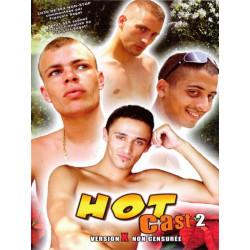 Hot Cast 2 - Version X DVD