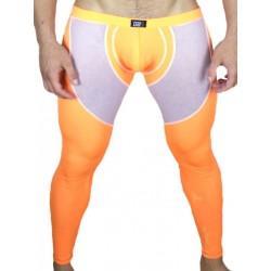 GBGB Bolt Leggings Orange (T3001)