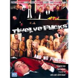12 Fucks and No Funeral DVD (UKNakedMen) (10329D)