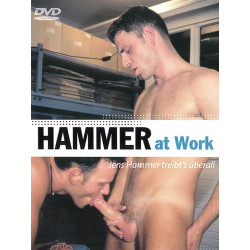 Hammer At Work DVD (Foerster Media) (15600D)
