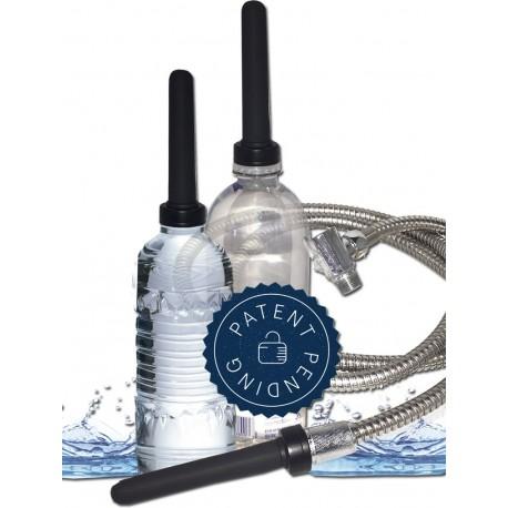 Bone Yard The Skwert Water Bottle Douche Adapter Kit (T4989)