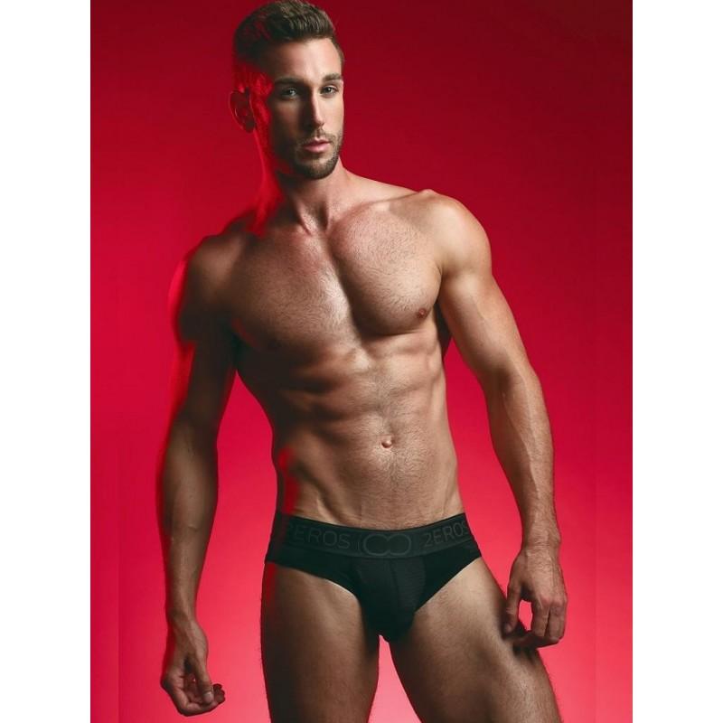 2Eros Erebus Brief Underwear Darkness (T5320)