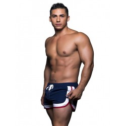 Andrew Christian Coronado Swim Shorts Swimwear Navy (T5455)