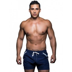 Andrew Christian Atlantic Swim Shorts Swimwear Navy
