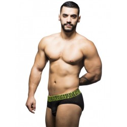 Andrew Christian FUKR Mesh Brief Underwear Black (T5499)
