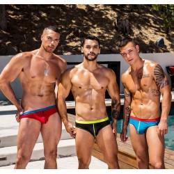 Andrew Christian Boy Brief Superhero 3-Pack Underwear Multi (T5505)