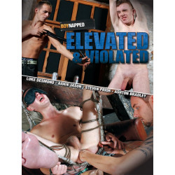 Elevated and Violated DVD (Boynapped) (09621D)