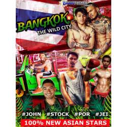Bangkok - The Wild City DVD (Bravo Fucker) (16523D)