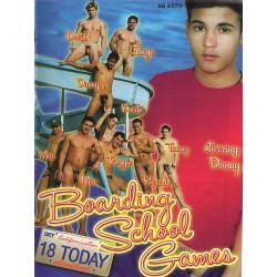 Boarding School Games DVD (18 Today) (15804D)