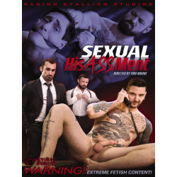 Sexual His ASSment DVD (Raging Stallion Fetish & Fisting) (16436D)