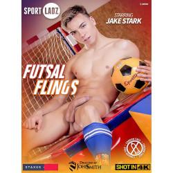 Futsal Flings DVD (Sport Ladz) (16607D)