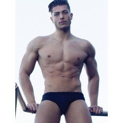 2Eros Core Swimwear Black (T5695)