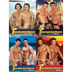 Diamond Pictures Temptations 4-DVD-Set (16597D)