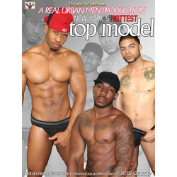 NY´s Hottest Top Model DVD (Real Urban Men) (08795D)
