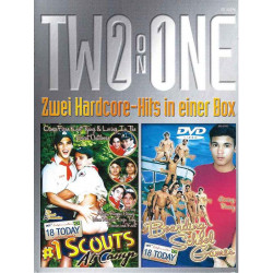 Two On One (#1 Scouts At Camp + Boarding School Games) DVD (Foerster Media) (15620D)