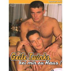 Geile Twinks Bei Mir Zu Haus! DVD (15841D)