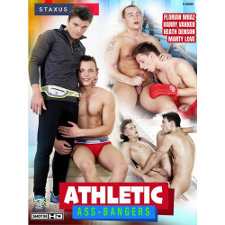 Athletic Ass Bangers DVD (Staxus) (16634D)