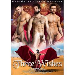 Three Wishes DVD (Raging Stallion) (16583D)
