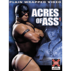 Acres of Ass #1 (Plain Wrapped) DVD (Hot House) (16687D)
