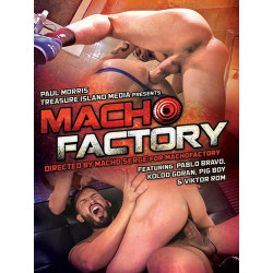 Macho Factory DVD (16664D)
