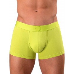 Rounderbum Colors Padded Boxer Trunk Underwear Yellow