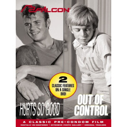 Hurts so Good/Out of Control DVD (Falcon) (04681D)