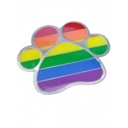 Pin Rainbow Paw (T5844)