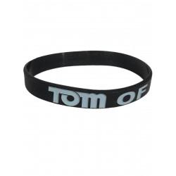 Tom of Finland Bracelet Silicone Black (T5840)
